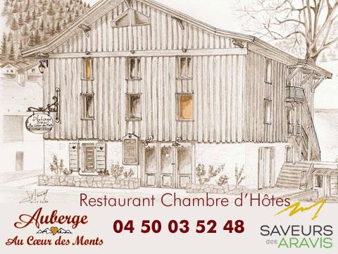 Hebergement Location Entremont Haute Savoie